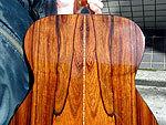 ハカランダギター